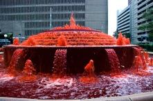 Dexter fontaine de sang