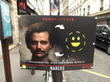 Narcos netflix snapchat faceswap