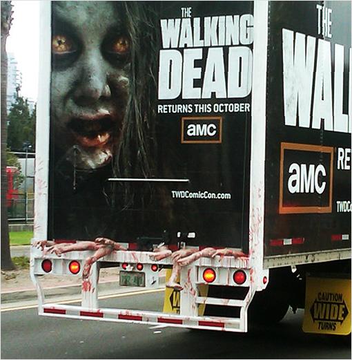 walking dead comic-con