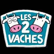 Lait 2 vaches incarnation de marque