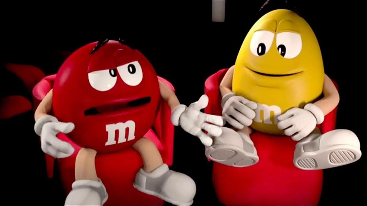 M&M's incarnation