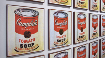 Campbell's Soup Cans 2