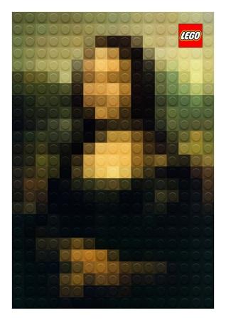 Lego-Joconde