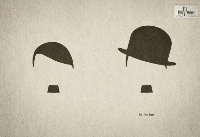 Chaplin Hitler ad
