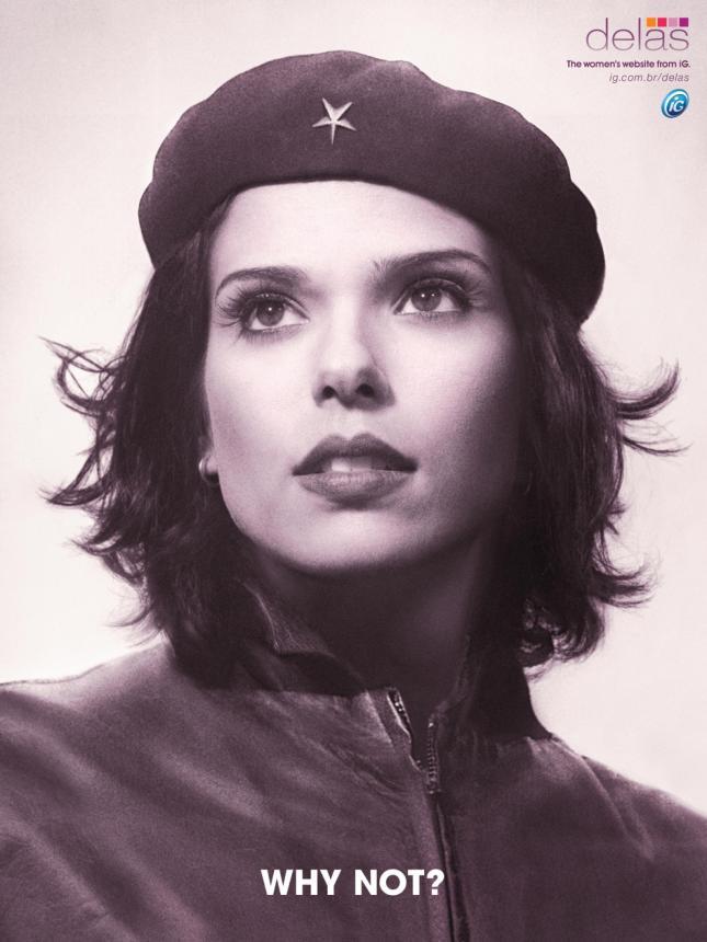 Che Guevara ad women