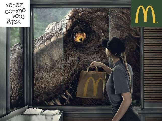 Mc Do Jurassic Park Pub
