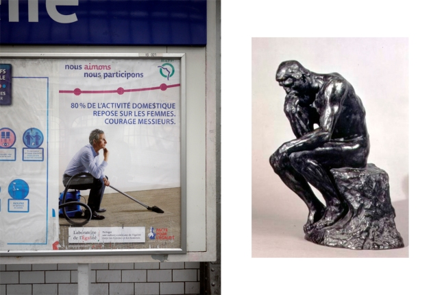 Le Penseur de Rodin pub