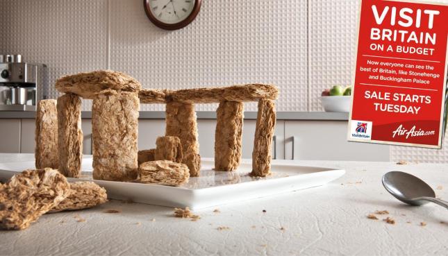Stonehenge ad