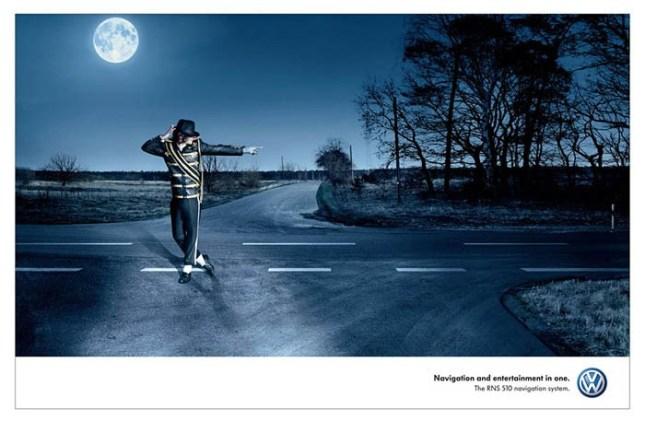 VolksWagen jackson ad
